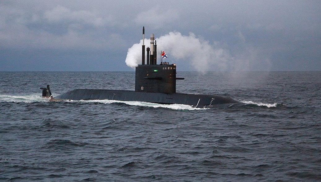 Русские подлодки смогут обходиться без воздуха напротяжении нескольких недель