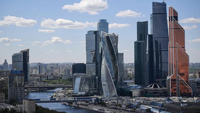 Вбашне «Москва-Сити» откроется музей спанорамным видом настолицу