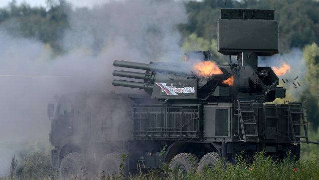 """البرازيل تشتري منظومة الدفاع الجوي """" بانتسير"""" الروسية العام القادم   1496812552"""