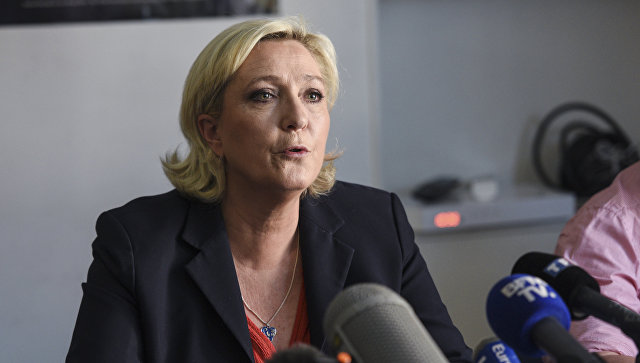 Ле Пен назначили психиатрическую экспертизу