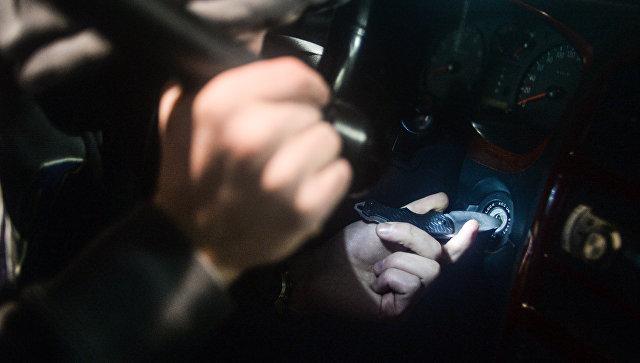 ВМВД РФ  назвали основные методы  угона авто