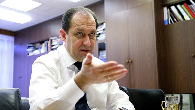 Член Военно-промышленной комиссии при Правительстве РФ Олег Бочкарев. Архивное фото
