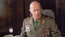 Выдающийся российский разведчик Юрий Дроздов. Архивное фото