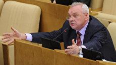 Депутат ГД Сергей Решульский. Архивное фото