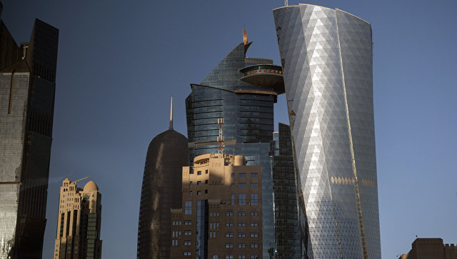 Доха. Архивное фото