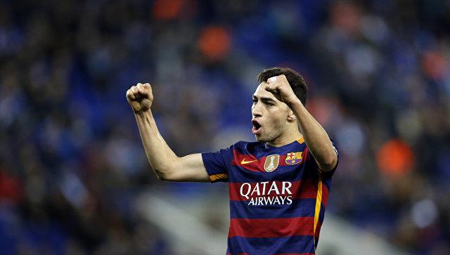 «Зенит» близок к закупке игрока «Барселоны» за20млневро