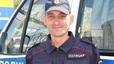 Кузбасский полицейский спас девочку, провалившуюся в глубокую яму