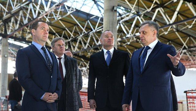 Медведев проведет совещание поразвитию Московского авиаузла врамках подготовки кЧМ