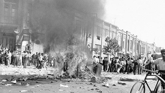 Государственный переворот в Иране. 1953 год
