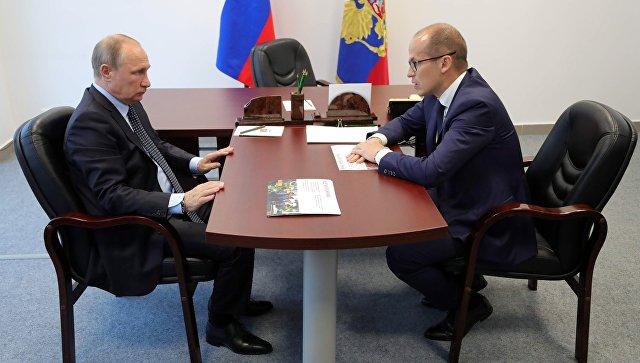 Путин прокомментировал слова врио руководителя Удмуртии опопытках протестов врегионе
