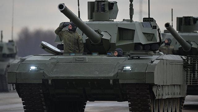 """Швейцарский танкист рассказал, когда Запад сможет создать аналог """"Арматы"""""""