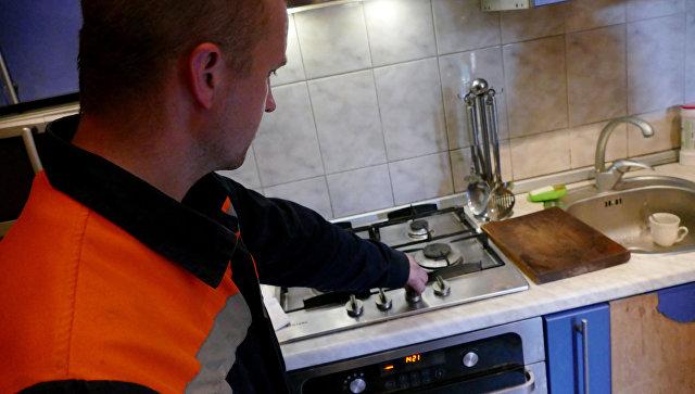 Донбассгаз возобновил подачу газа в Киевский и Куйбышевский районы Донецка. Архивное фото