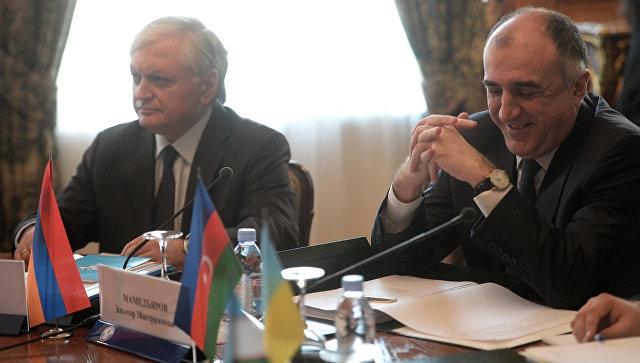 Источник сообщил дату встречи глав МИД Азербайджана и Армении