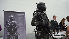Как выглядит экипировка солдата будущего
