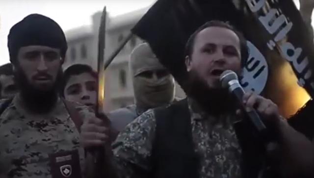 Один из главарей террористической группировки Исламское государство Лавдрим Мухаджери