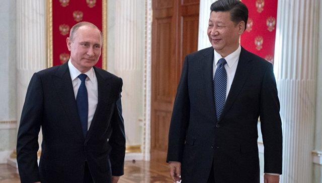 Владимир Путин высказался о сотрудничестве с Китаем в гуманитарной сфере