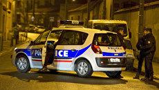 Полицейские в Франции. Архивное фото