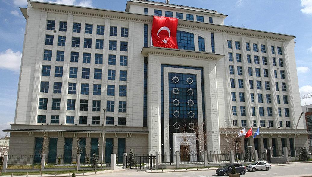 """Турция угрожает заморозить соглашение с ЕС из-за его """"двойных стандартов"""" - РИА Новости, 23.05.2016"""