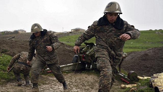 Сейран Оганян объявил  опотерях армянской армии вбоях сАзербайджаном
