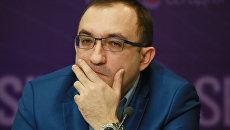 Проректор по учебной работе МГПУ Дмитрий Агранат