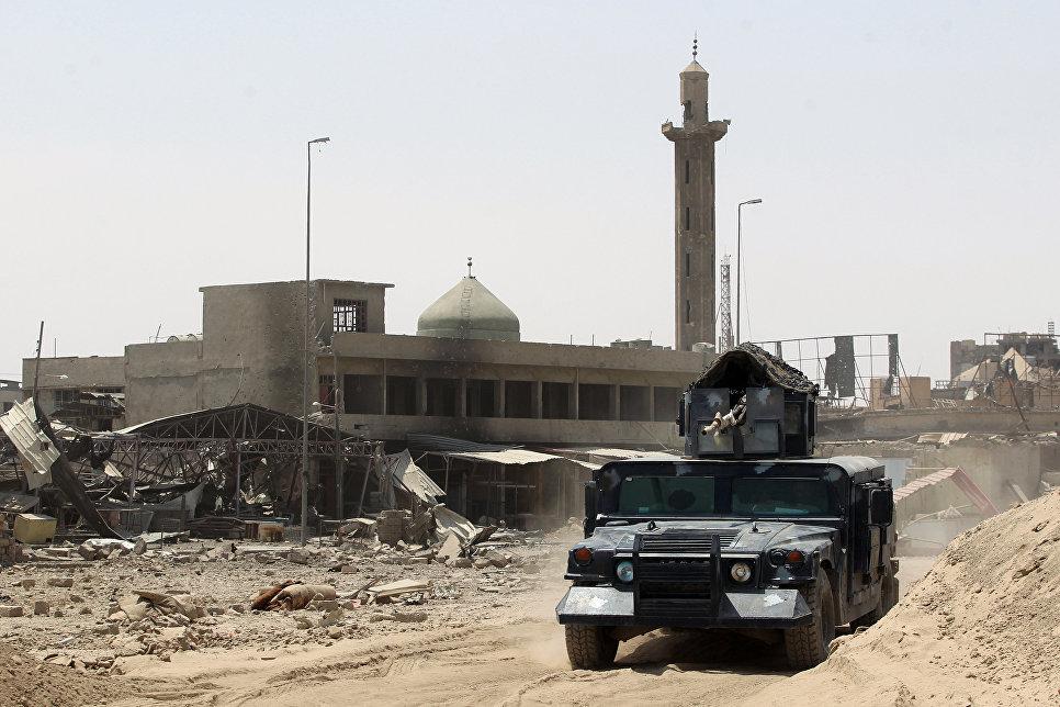 Тиллерсон поздравил иракский народ сосвобождением Мосула