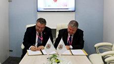 Швабе и СПбПУ договорились о сотрудничестве