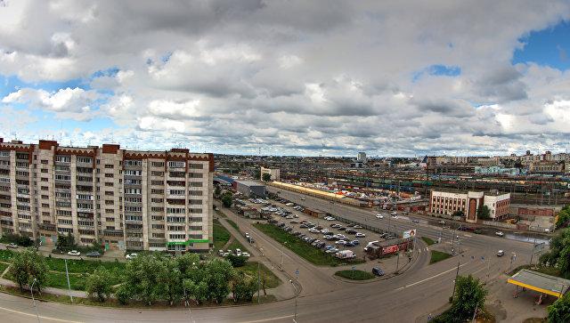 Панорама Челябинска