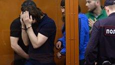 Оглашение приговора обвиняемым в убийстве Бориса Немцова. 13 июля 2017