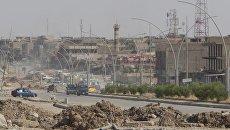 Главная дорога к старому городу Мосул