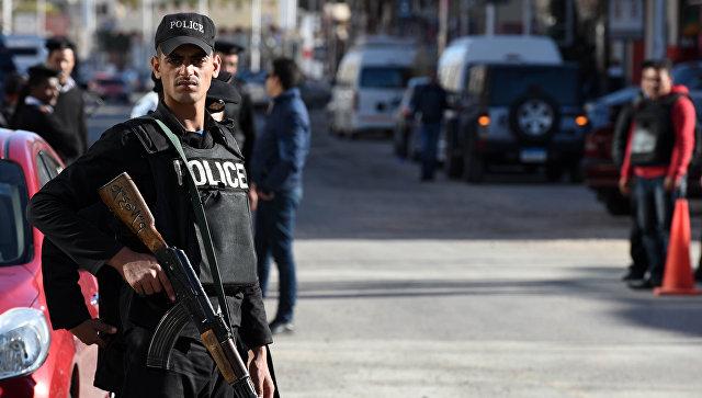 В Каире ликвидированы планировавшие самоподрыв террористы