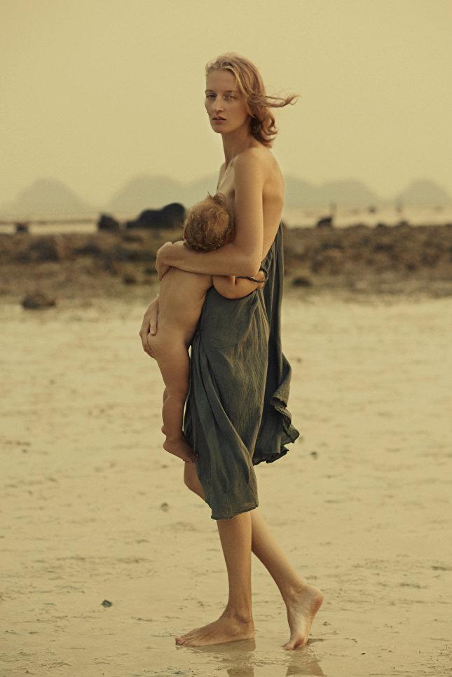 Работа фотографа Виктории Ушкановой Marina, занявшая первое место в категории Портрет. Профессионалы на ежегодном фотоконкурсе компании Nikon Я | В СЕРДЦЕ ИЗОБРАЖЕНИЯ