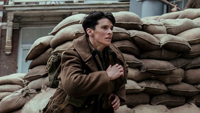 Кадр из фильма Дюнкерк