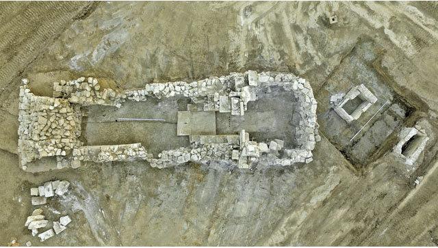 Раскопки в Крыму. Архивное фото