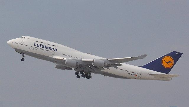 Самолёт Lufthansa несмог приземлиться вИраке из-за жары