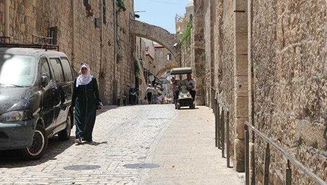 Во время протестов в Иерусалиме погиб палестинец, еще десятки ранены