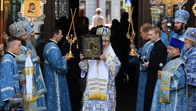 Праздник явления Казанской иконы Божией Матери