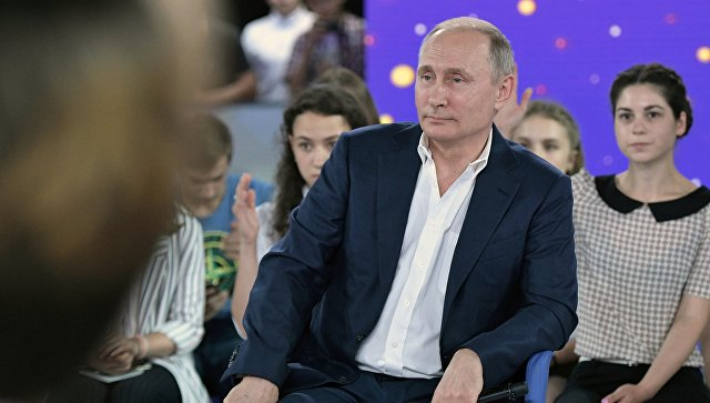 Путин: «Группы смерти» ираспространение наркотиков должны быть воспрещены всети интернет