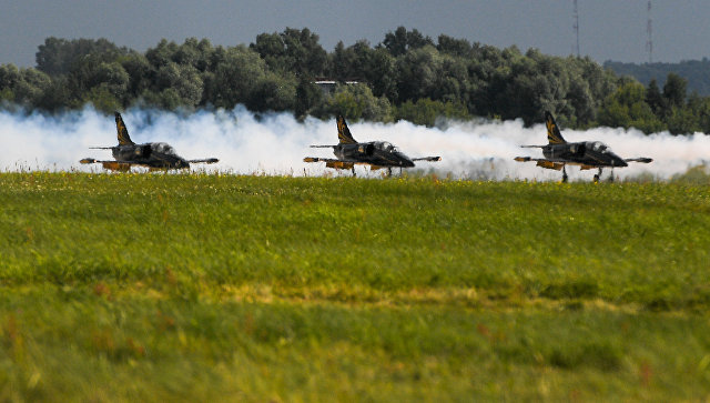 Летчики упавшего на Кубани Л-39 успели катапультироваться, заявил источник