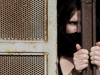 Девушка в заключении