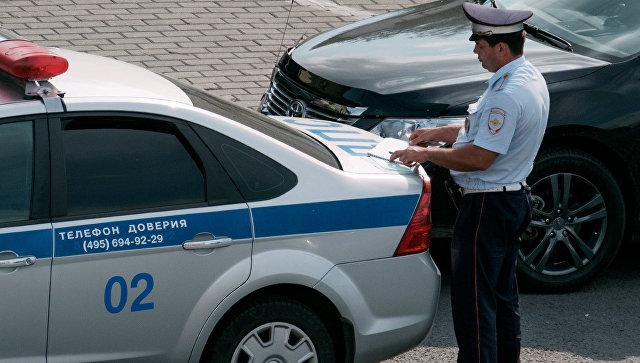 ВАдыгее иностранная машина сбила женщину иребёнка напешеходном переходе