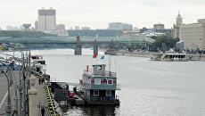 Поисково-спасательная станция в Парке Горького. Архивное фото