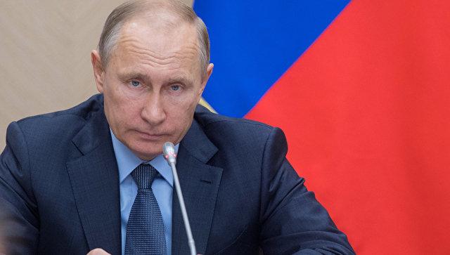 Путин подписал закон обужесточении наказания засоздание «групп смерти»