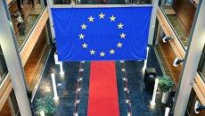 В здании Европейского парламента. Архивное фото