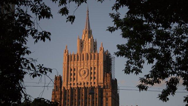 МИД РФ считает, что укрепление сотрудничества Грузии и НАТО угрожает Закавказью