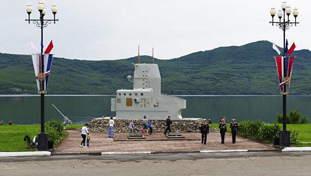 НаКамчатке восстановили монумент погибшим морякам советской подлодки Л-16