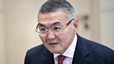 Глава Калмыкии Алексей Орлов. Архивное фото