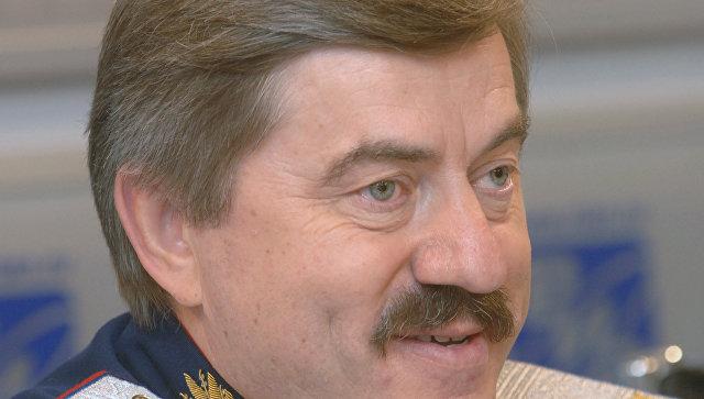 Атаман Всевеликого войска Донского В. Водолацкий