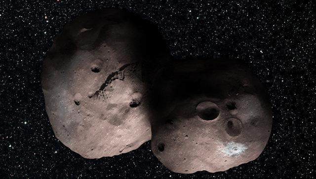 Зонд New Horizons направляется кдвойной планете— Ученые