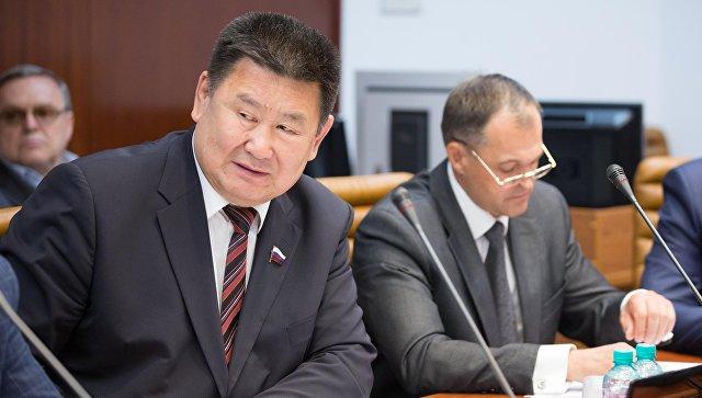 Городской фильтр непропустил Вячеслава Мархаева