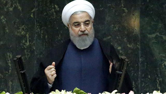 В Тегеране прошла церемония инаугурации президента Ирана Хасана Роухани